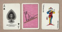 Advertising  playing cards  Valstar weatherwear & travel wear. circa 1930's